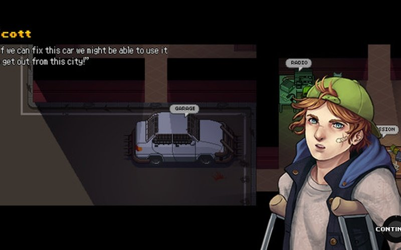 Infectonator: Survivors