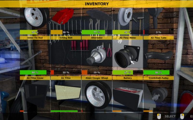 Car Mechanic Simulator 2014