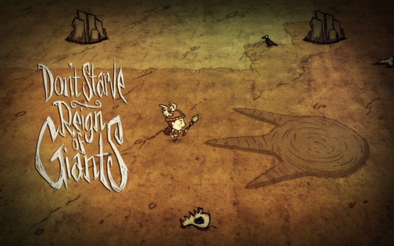 Don't Starve: Reign of Giants GOG Edition