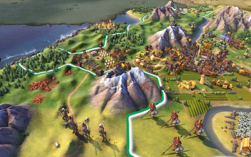 скачать игру sid meier s civilization vi