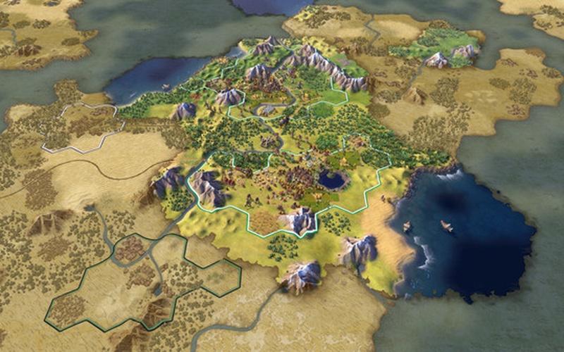 Sid Meier's Civilization VI GLOBAL