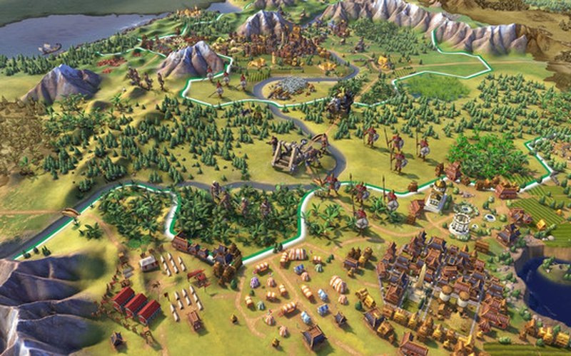 Sid Meier's Civilization® VI EUROPE