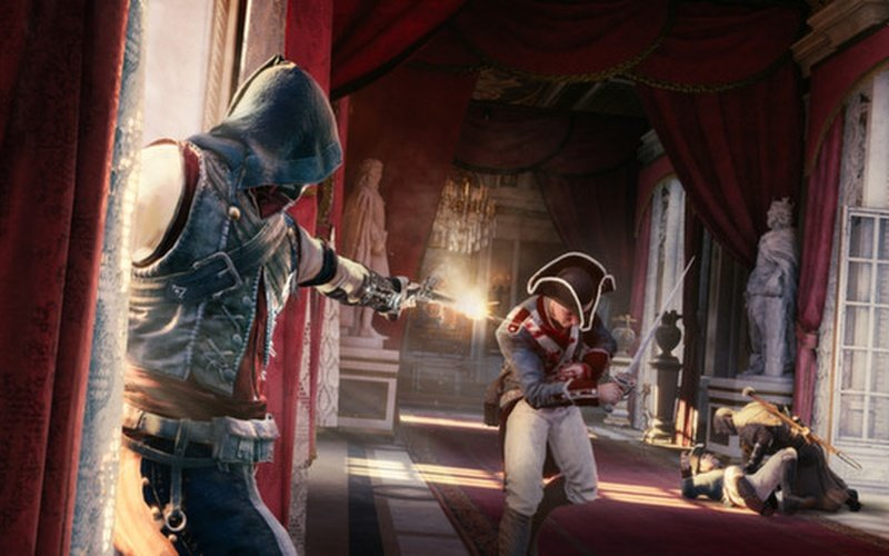 Assassin's Creed Unity EN