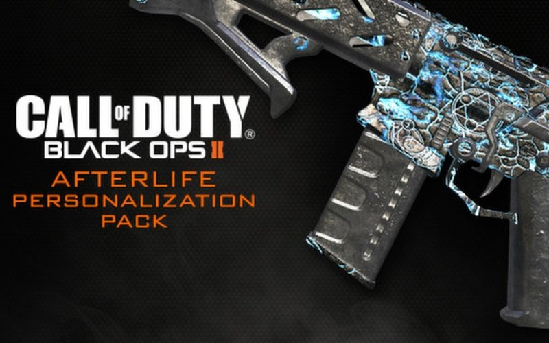 Call of Duty: Black Ops II - Afterlife Personalization Pack