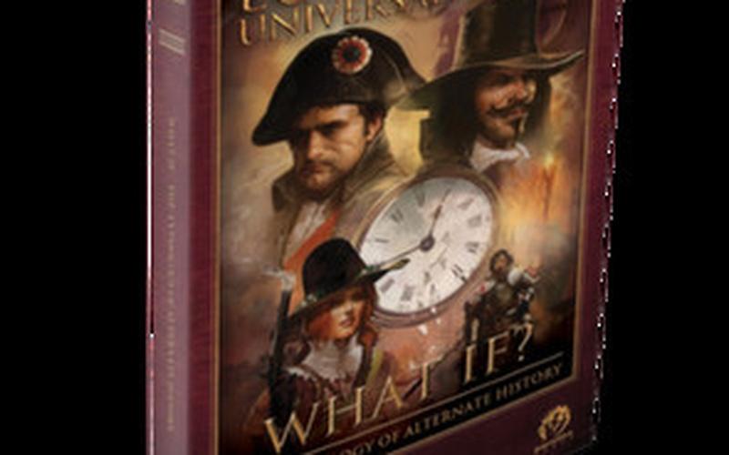 Europa Universalis IV: Anthology of Alternate History