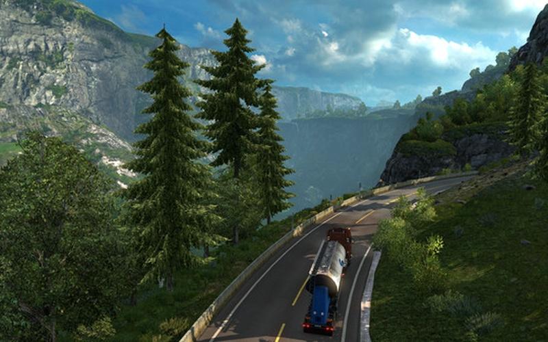 Euro Truck Simulator 2 - Scandinavia