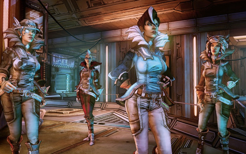 Lady Hammerlock the Baroness Pack