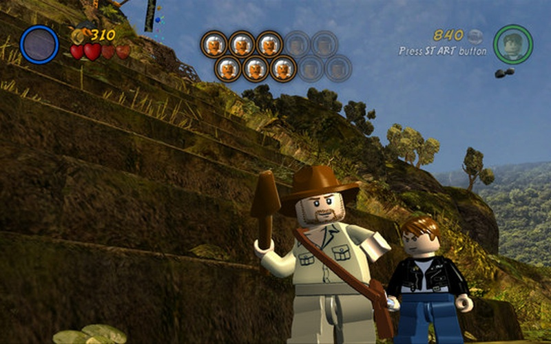 LEGO® Indiana Jones™ 2: The Adventure Continues on Steam - PC Game | HRK