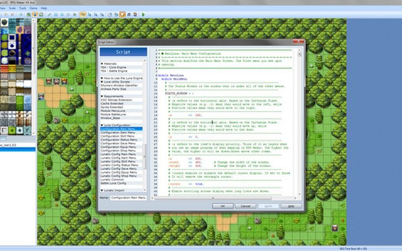 RPG Maker: Luna Engine on Steam - PC Game | HRK Game
