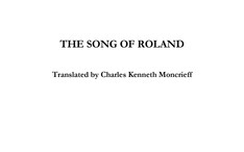 E-book - Crusader Kings II: The Song of Roland