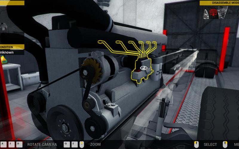 Truck Mechanic Simulator 2015