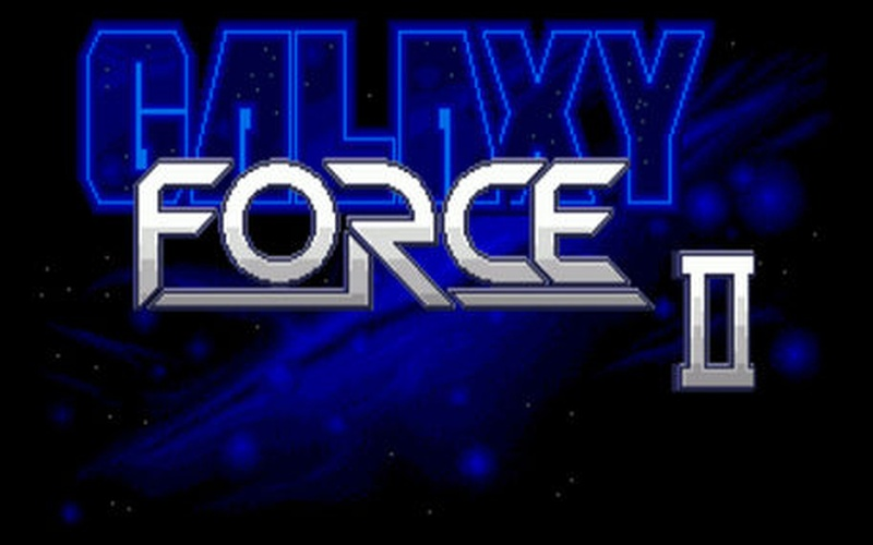 Galaxy Force II