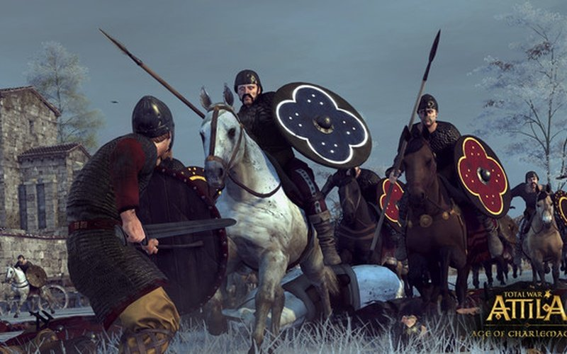 Total War: ATTILA - Age of Charlemagne Campaign Pack