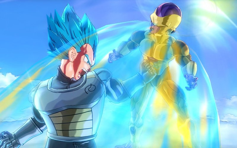 DRAGON BALL Z: Resurrection 'F' pack