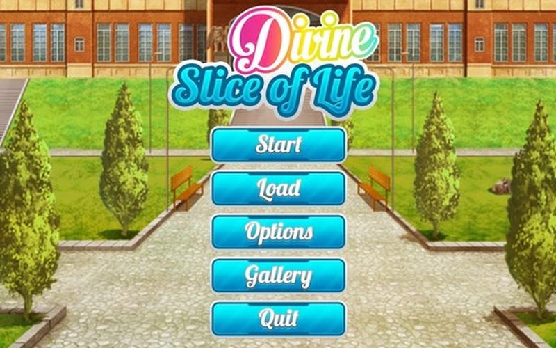 Divine Slice of Life
