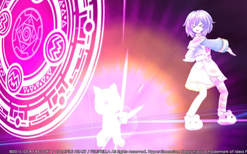 Hyperdimension Neptunia Re;Birth3 V Generation
