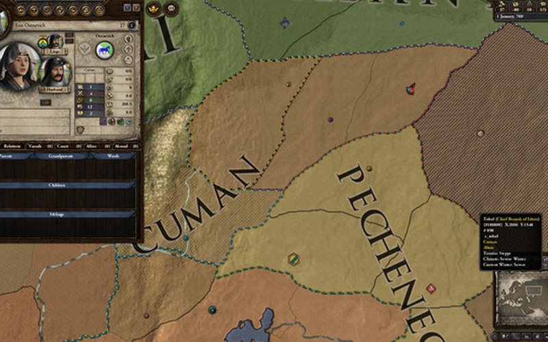 Content Pack - Crusader Kings II: Horse Lords