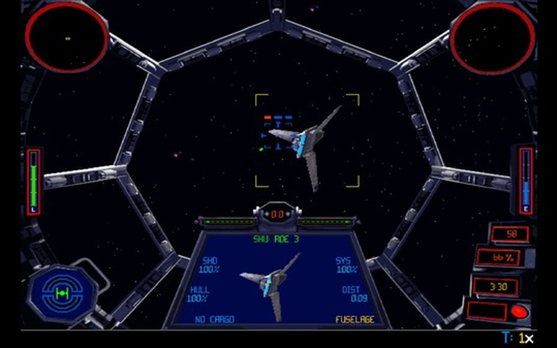 STAR WARS: TIE Fighter Special Edition