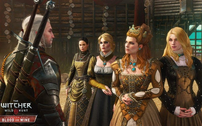 The Witcher 3: Wild Hunt - Expansion Pass Steam Edition