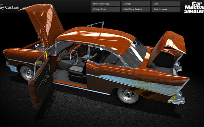 Car Mechanic Simulator 2015 - Trader Pack