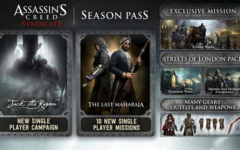 Assassin's Creed Syndicate Steam Edition