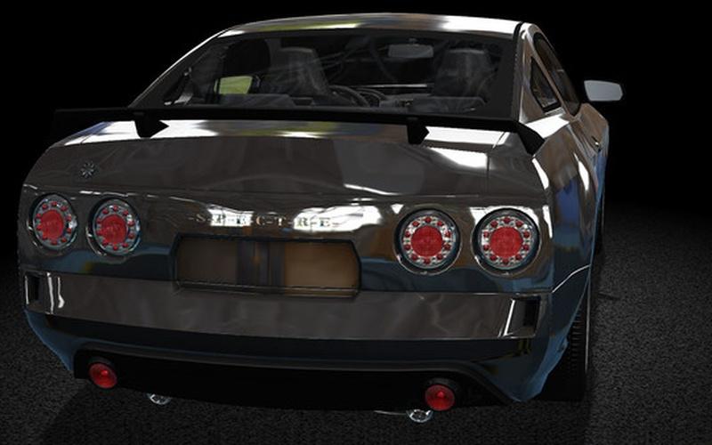 Car Mechanic Simulator 2015 - Visual Tuning