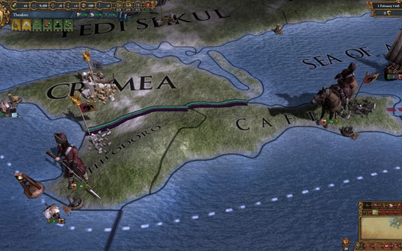 Content Pack - Europa Universalis IV: The Cossacks