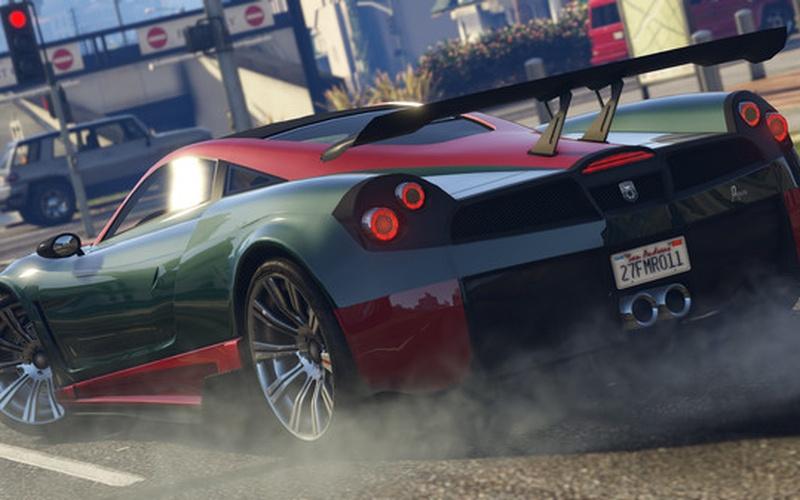 Grand Theft Auto Online: Tiger Shark Cash Card - 200.000$ DLC ROCKSTAR