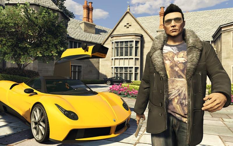 Grand Theft Auto Online: Megalodon Shark Cash Card - 8,000,000$ DLC ROCKSTAR