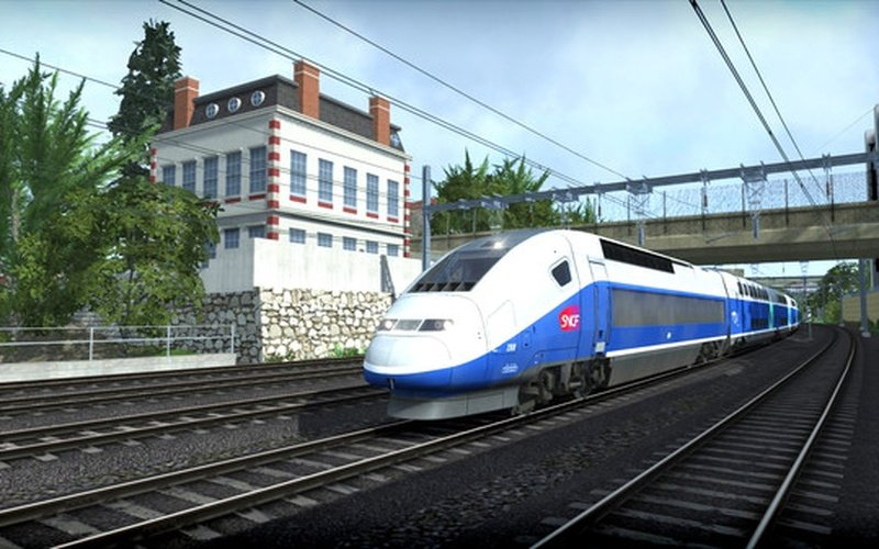train simulator lgv marseille avignon route add on on steam pc game hrk game. Black Bedroom Furniture Sets. Home Design Ideas