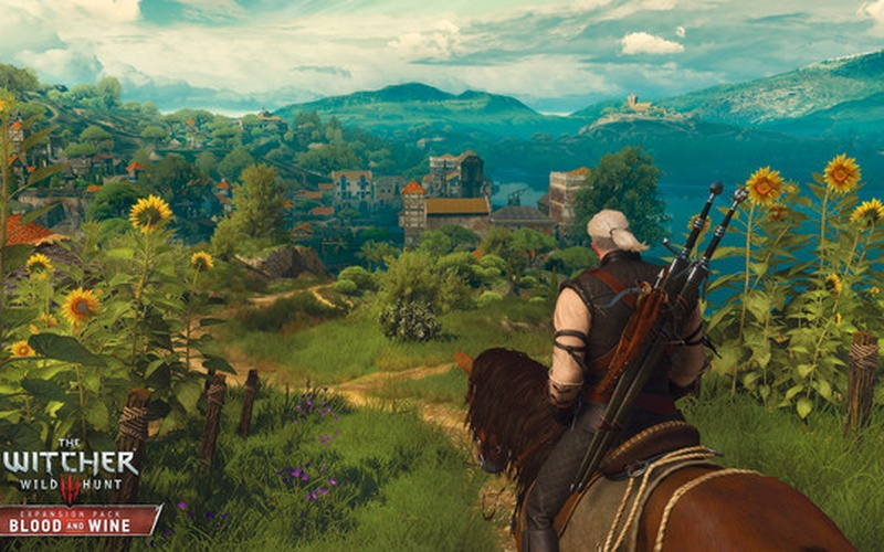 The Witcher 3: Wild Hunt - Blood and Wine Steam Edition