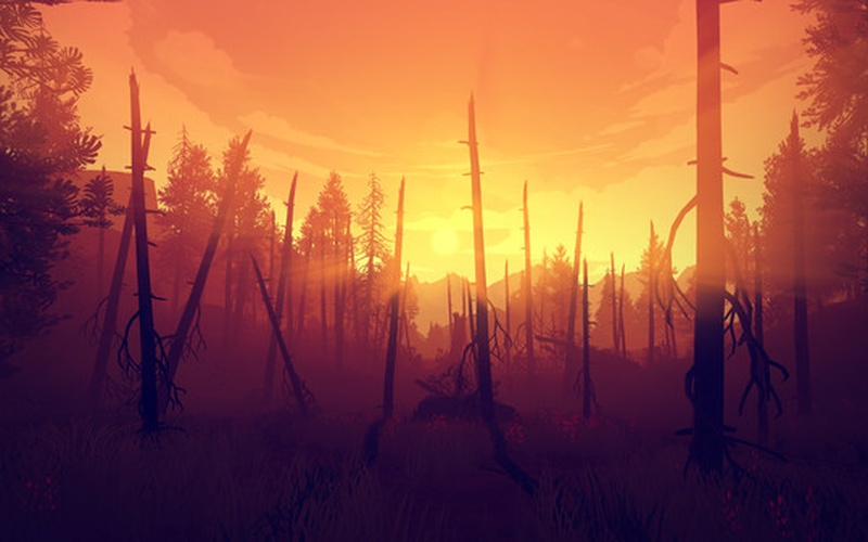 Firewatch GOG Edition