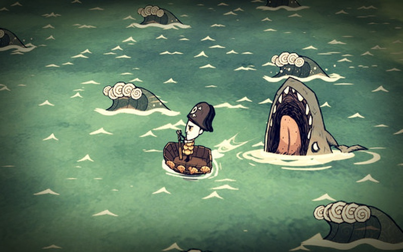 Don't Starve: Shipwrecked GOG Edition