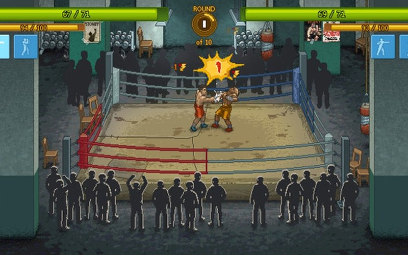 Punch Club Steam Edition