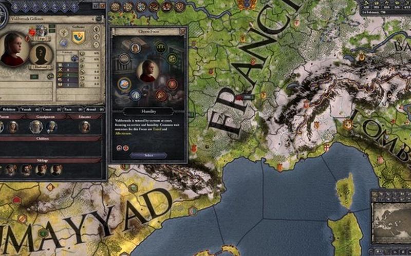 Crusader Kings II: Conclave