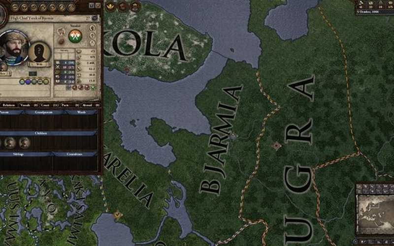 Content Pack - Crusader Kings II: Conclave