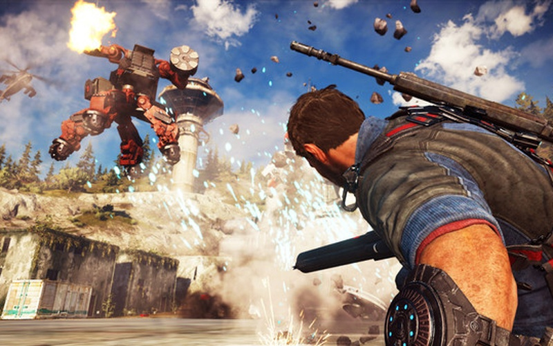 just cause 3 how to start air dlc
