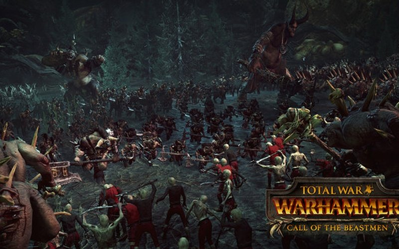 Total War: WARHAMMER - Call of the Beastmen