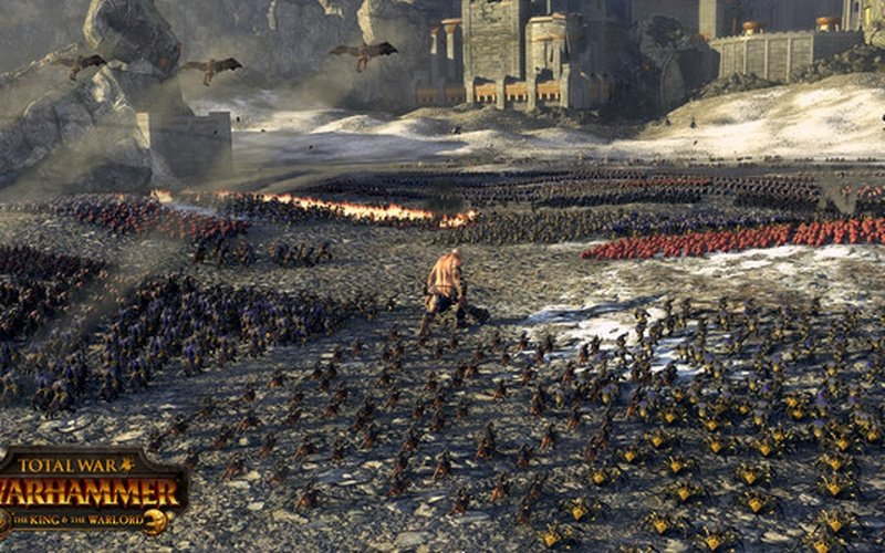 Total War: WARHAMMER - The King and the Warlord