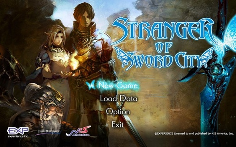 Stranger of Sword City / 剣の街の異邦人 ~黒の宮殿~