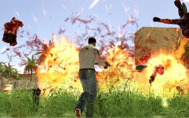 Serious Sam HD: The Second Encounter - Legend of the Beast DLC