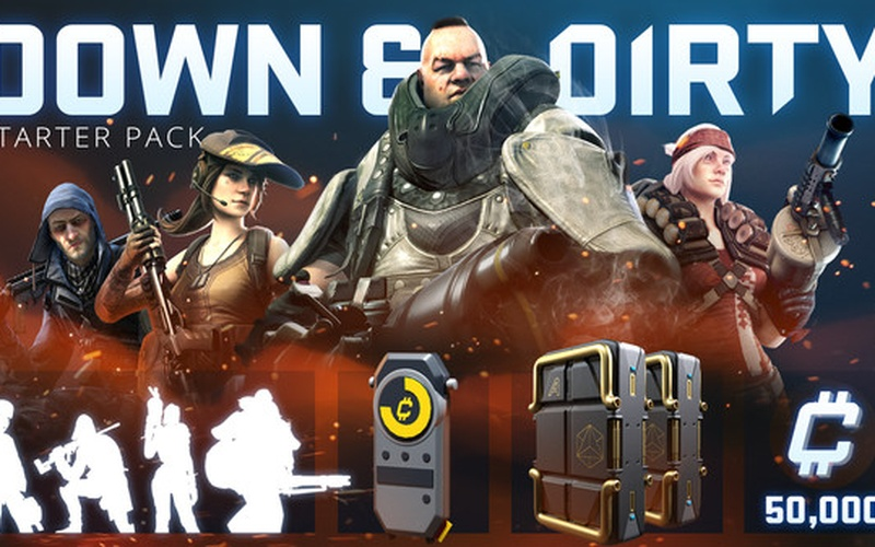 Dirty Bomb - Down and Dirty Starter Pack