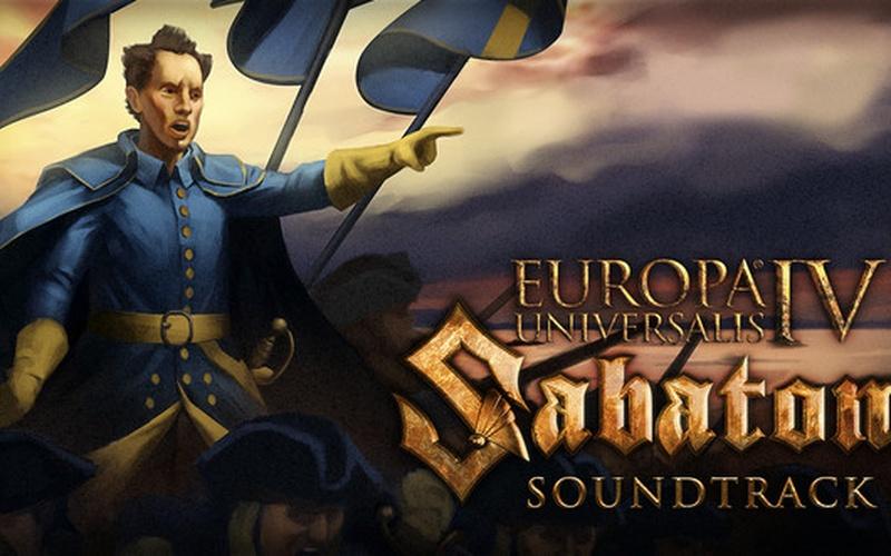 Europa Universalis IV: Sabaton Soundtrack