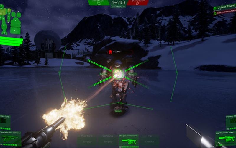 Heavy Gear Assault