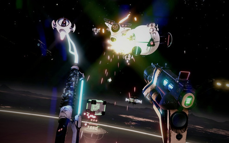 Space Pirate Trainer VR EUROPE