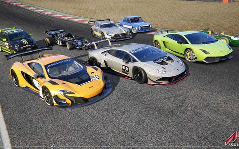 Assetto Corsa - Dream Pack 3