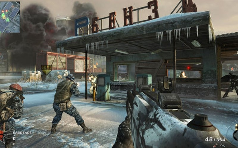 Call of Duty: Black Ops Escalation Content Pack