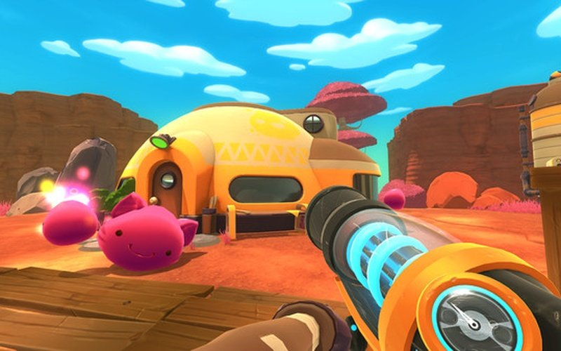 slime rancher how to get to glass desert