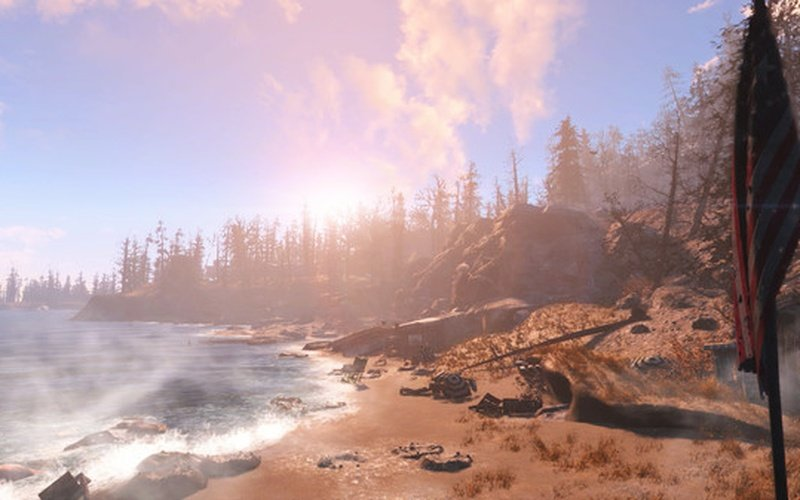 Fallout 4 Far Harbor