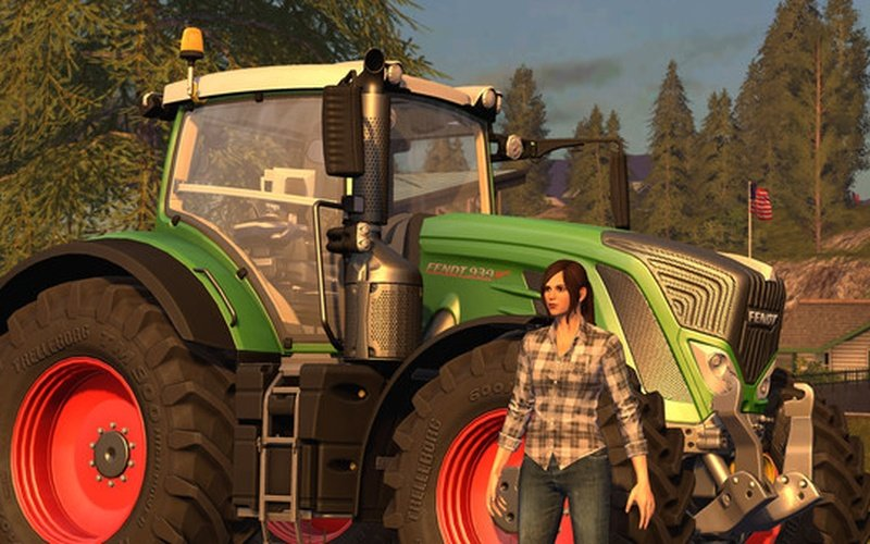 Farming Simulator 17 Steam Edition